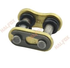 Connecting Link fit 520 Heavy Duty Chain Master Link with O-ring 1 PCS