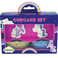 Mi Pequeño Pony Magdalena Set-Gran Regalo para Niñas de cocina para hornear pasteles bollos