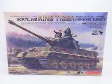 Meng Ts-031 Sd.kfz.182 Königstiger Henschel Turm 1 35