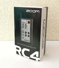 NEW ZOOM RC4 Remote Controller for H4n from JAPAN