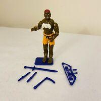 RARE 1993 Dhalsim Vintage Hasbro GI Joe Figure Street Fighter With Weapons