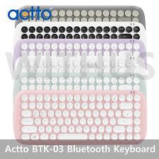 Actto BTK-03 Retro Mini Bluetooth Wireless Keyboard