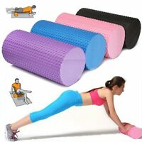 Yoga Foam EVA Roller Exercise Trigger Point GYM Pilates Texture Physio Massage
