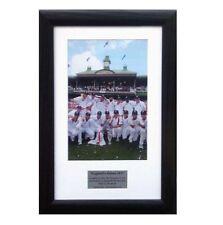 Ashes Cricket Memorabilia Photographs