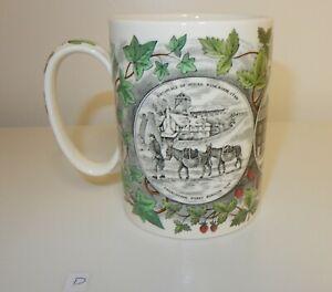 Wedgewood 200th Anniversary 1959 Bicentenary Mug / Tankard  (D)