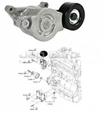 For MAZDA 3 6 2.2 MZR-CD GH 09-15 AUXILIARY FAN BELT TENSIONER IDLER PULLEY