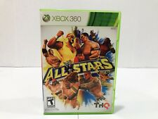 WWE All Stars (Microsoft Xbox 360, 2011) Free Shipping!!