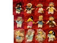 The Wombles Soft Toy Mcdonalds & Others Various