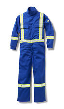 """Rasco FR Premium Flame Resistant CSA Coveralls with 2"""" reflective striping"""