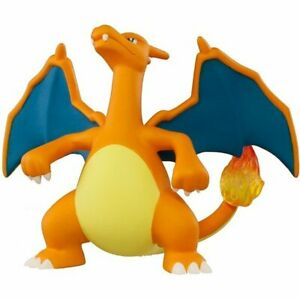 Pokemon Kanto Region Ippai Collection Desktop Display SD Figure~Charizard @87025