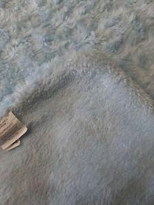 Boys Girls Blankets and Beyond Aqua Blue Soft Swirl Baby Blanket Lovey Security