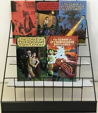 League of Extraordinary Gentlemen Vol.2, 1-6 Abc 2002 #1 & #2 are Reprints Fn/Vf