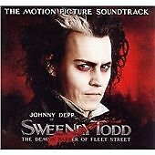 Sweeney Todd: Demon Barber of Fleet Street (Sondheim) (Highlights), Music