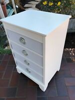 Upcycled Vintage Sewing Cabinet