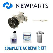 Chevrolet Astro 96-01 Complete AC A/C Repair Kit With Compressor & Clutch
