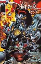 TALES OF THE DARKNESS # 1 Fi (Top Cow, 1998) original Comic Book