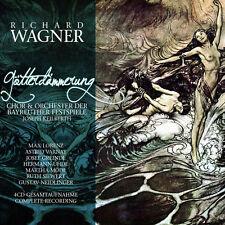 CD Wagner Le Crepuscule Des Dieux Götterdämmerung Bayreuther Festspiele  4CDs
