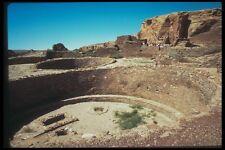 089079 Pueblo Bonito Large Kiva A4 Photo Print