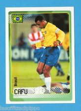 ROAD TO THE FIFA WC KOREA JAPAN 2002-Figurina n.17- CAFU' - BRASILE -NEW