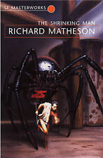 The Shrinking Man by Richard Matheson, Book, New Paperback