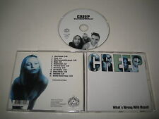 CREEP/WHAT'S WRONG WITH MYSELF(FORTUNATO SEVEN/L7-002)CD ALBUM
