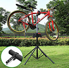 Bike Repair Stand Storage Carrier Wall Mount Hanger 41'' to 75'' Adjustable New