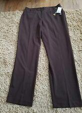 Women's  SZ 14 Briggs New York Brown Slacks/Dress Pants~NWT~