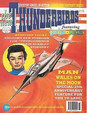 Thunderbirds #73 (Aug 5 1993) TV21 full colour reprint strips, new bigger format