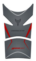 PARASERBATOIO RESINA 3D TANKPAD YAMAHA MT TRACER 900 GT GP-562 (Gray Red)