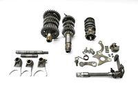 1983 83 Honda CR125R CR125 Transmission Main Counter Shafts Forks