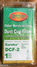 (1) EUREKA VACUUM CLEANER FILTER, DCF-2, MODEL 4680 4654AT
