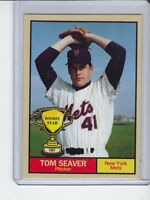 Tom Seaver '67 New York Mets Rookie Stars series #19 by Monarch Corona