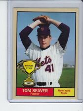 Tom Seaver '67 New York Mets Rookie Stars series #19 by Monarch Corona