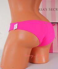 VS VICTORIA'S SECRET PINK Swim Low-rise Cheeky Hipster Bikini Bottom S Small
