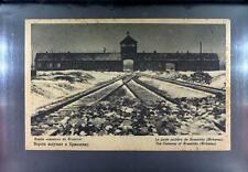 CPA Poland 1948 Auschwitz Concentration Camp Holocaust Konzentrationslager 32