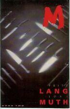 (Fritz Lang's) M # 2 (of 4, movie adaptation) (Jon J. Muth) (USA, 1990)