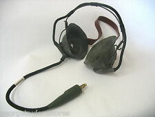 Army Radio Headset Suit Larkspur NOS WW2 NSN:5965-99-901-0725