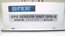 SI-TEX GPS Sensor Unit GPS-5 12529-25