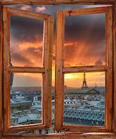 balcon déco Mer ciel réf 9109 jardin terrasse Brise vue personnalisé