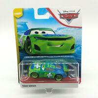 Disney Pixar Cars Noah Gocek Die Cast Toy Rare New Unopened Free Shipping