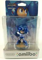 Mega Man  Nintendo amiibo Super Smash Bros amiibo Figure US Version 2015 Sealed