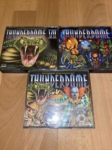 THUNDERDOME Best Of CD SAMMLUNG - HARDCORE Will Never Die GABBER