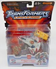 Tranformers Universe - Fireflight - with Firebot & Thunderwing - Sealed