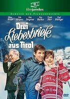 Drei Liebesbriefe aus Tirol (Hans Moser, Udo Jürgens, Trude Herr) DVD NEU + OVP!