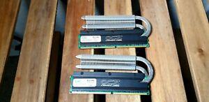 4GB (2x2) OCZ DDR2 REAPER-X 800MHz PC2 6400
