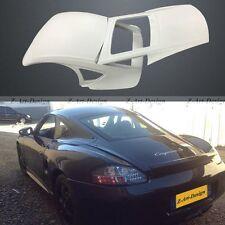 Z-ART Glass Fiber Hard top for Porsche 986/987 Boxster to Cayman style Z-top kit
