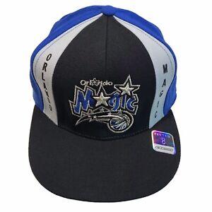Orlando Magic NBA Reebok Hardwood Classics Retro Size 8 Fitted Cap Hat $25