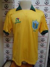 Match worn shirt Brasilien ROMÁRIO #11 - WM 90