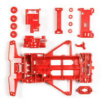 TAMIYA 95243 Mini 4WD Limited FM Reinforced Chassis Red MODEL CAR NEW