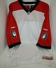 Calgary Stampeders CFL Red Black White Football Jersey 4XL Great Condition